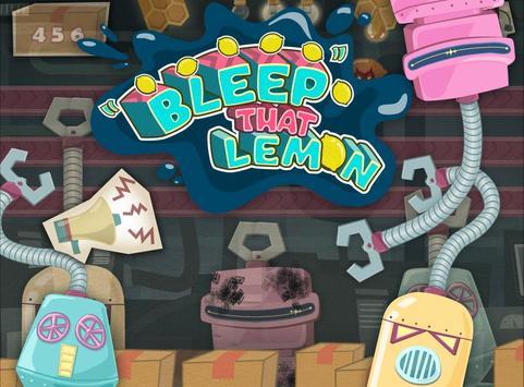 Bleep That Lemon poster