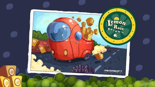 Lemon Race screenshot 1