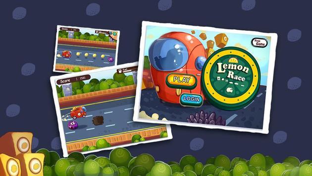 Lemon Race screenshot 2