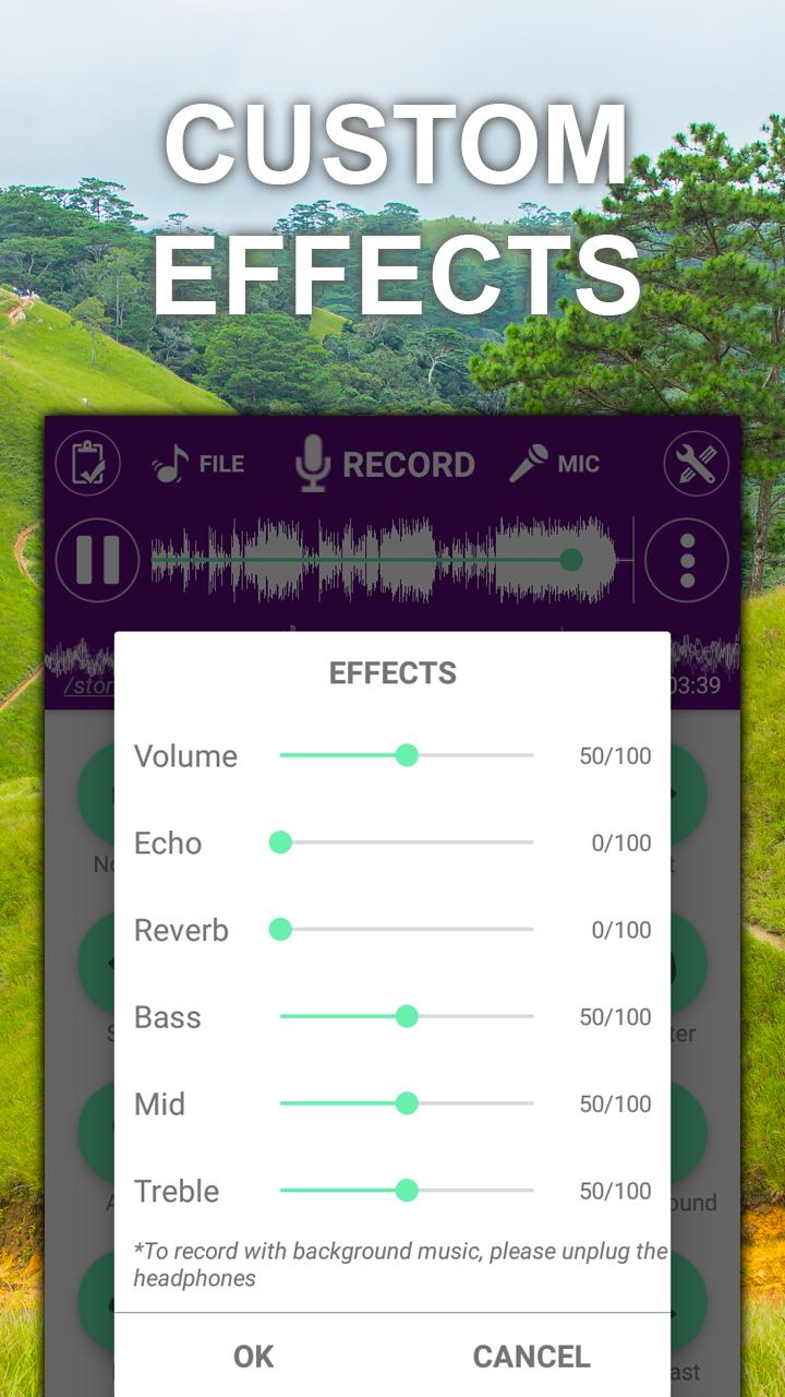 Voice changer sound effects for Android - APK Download