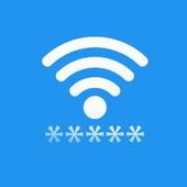 odzyskiwania hasła wifi ikona