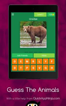 Guess The Animals screenshot 8