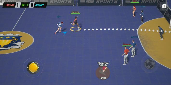Extreme Football screenshot 2