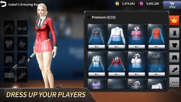 12 Schermata Ultimate Tennis