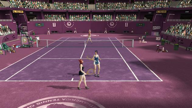 終極網球 截圖 7