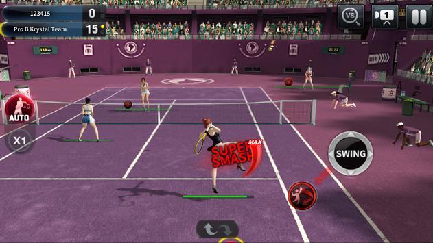 終極網球 截圖 5