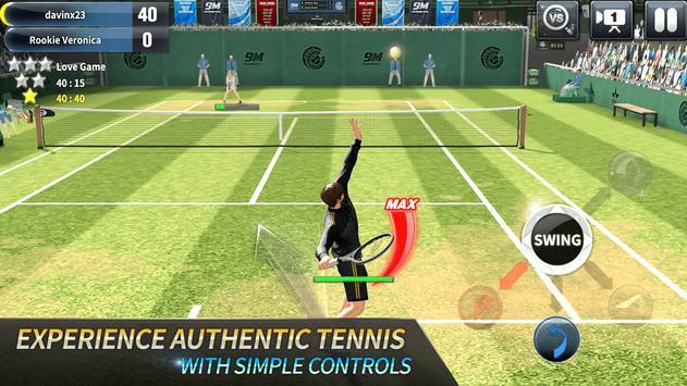 終極網球 截圖 9