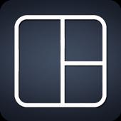 Collage Maker - Square Size Pic - PIP Camera icon