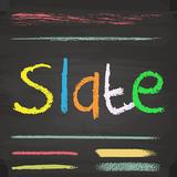 Slate For Kids Paint & Color