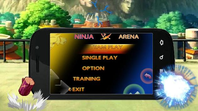 Ninja Arena screenshot 2