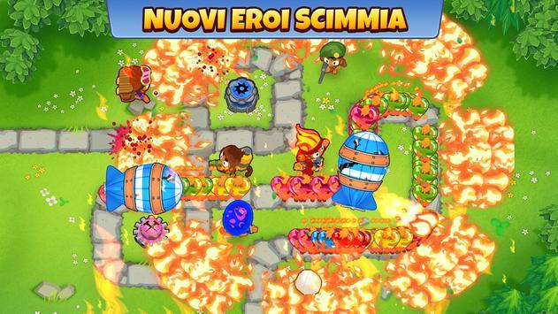 11 Schermata Bloons TD 6
