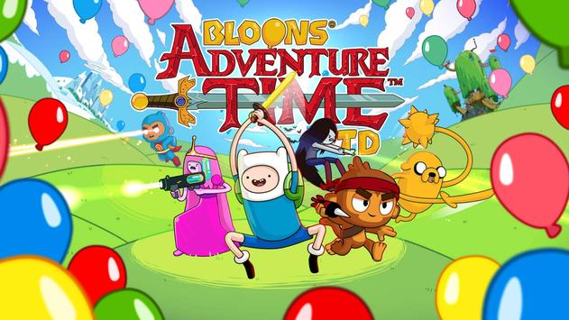 Bloons Adventure Time TD screenshot 6