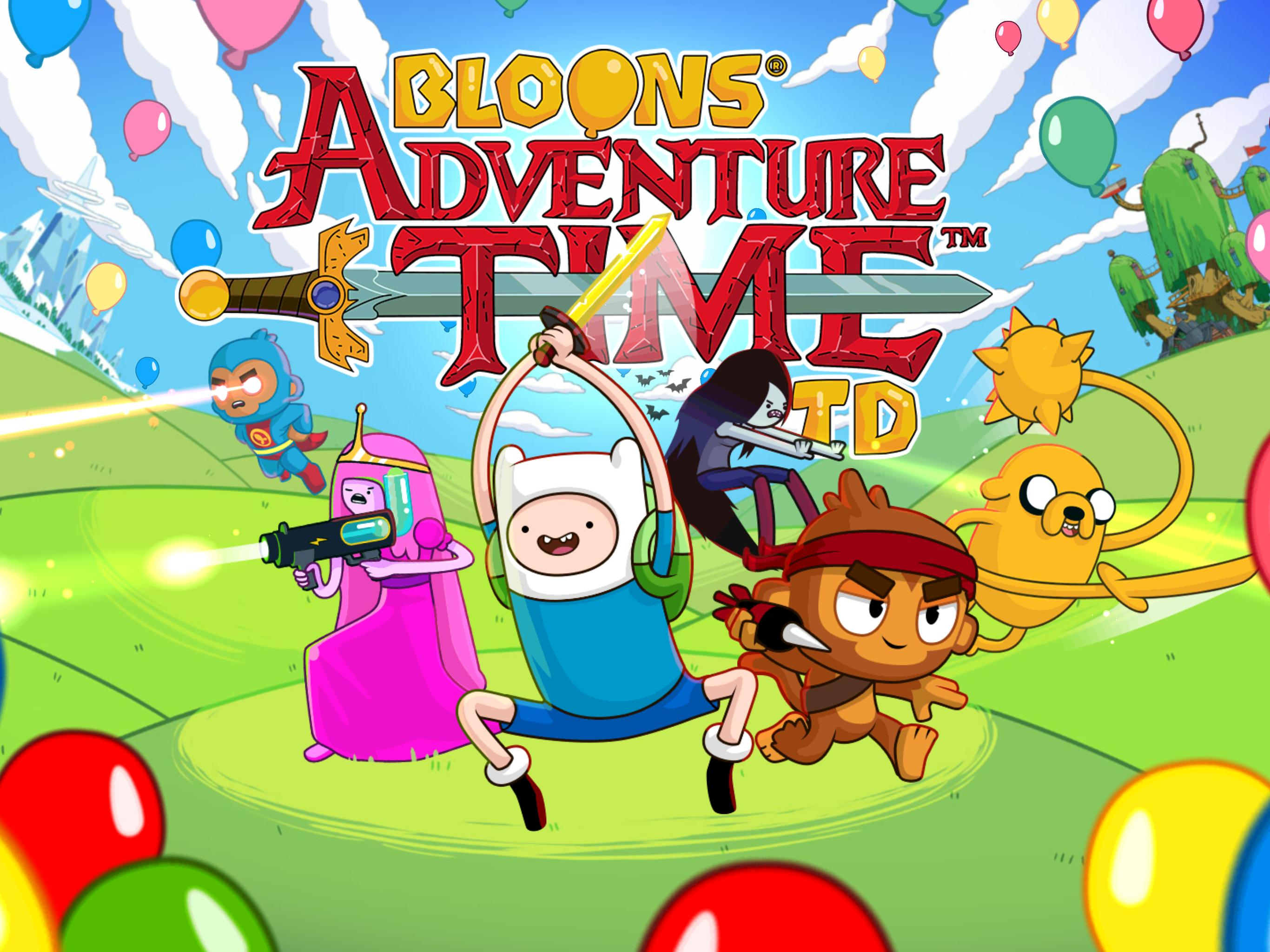 Bloons Adventure Time TD for Android - APK Download