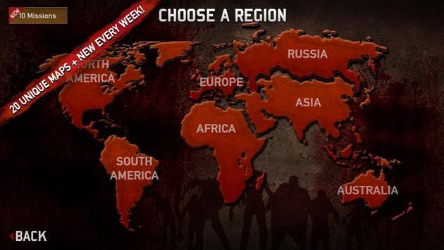 SAS: Zombie Assault 3 screenshot 1