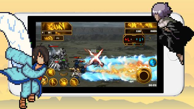Ninja Legends Shadow Rising screenshot 2