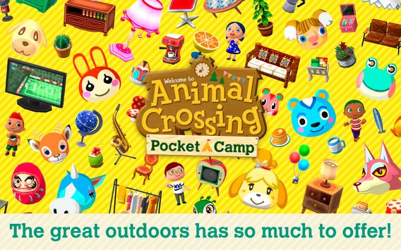 Animal Crossing: Pocket Camp screenshot 8