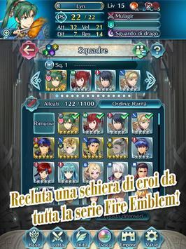 17 Schermata Fire Emblem Heroes