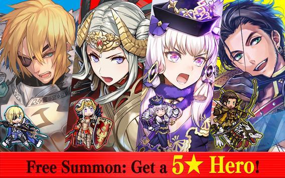 Fire Emblem Heroes स्क्रीनशॉट 14