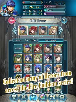 Fire Emblem Heroes screenshot 11