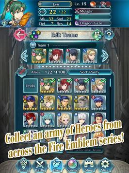 Fire Emblem Heroes स्क्रीनशॉट 12