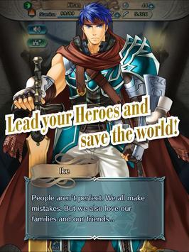 Fire Emblem Heroes Ekran Görüntüsü 9