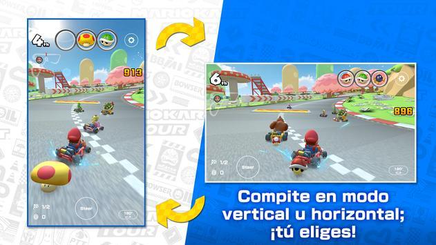 Mario Kart captura de pantalla 16