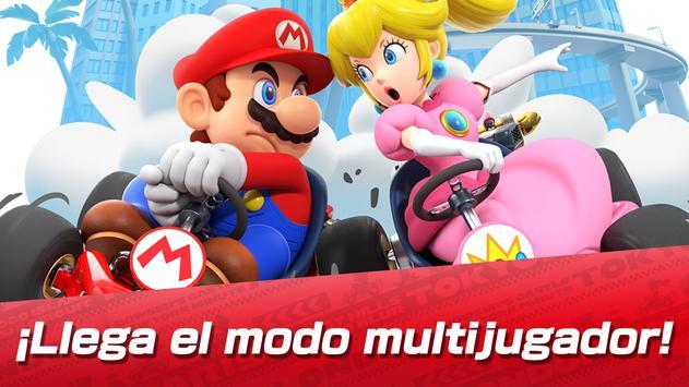 Mario Kart captura de pantalla 1