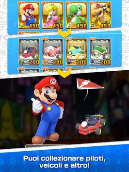 22 Schermata Mario Kart