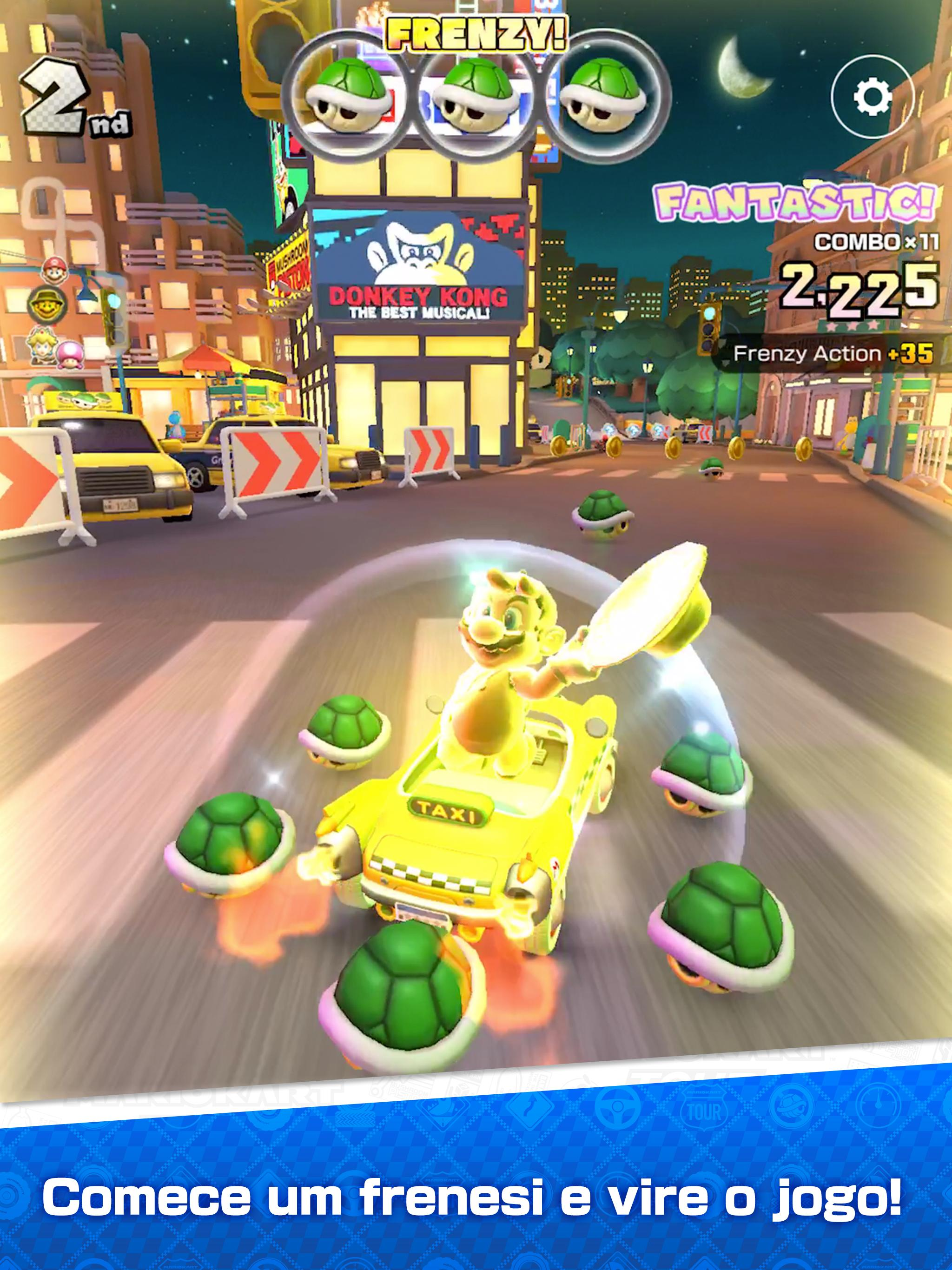 Mario Kart Tour para Android - APK Baixar