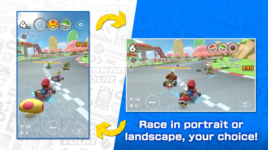 Download Mario Kart Tour Apk For Android 2021