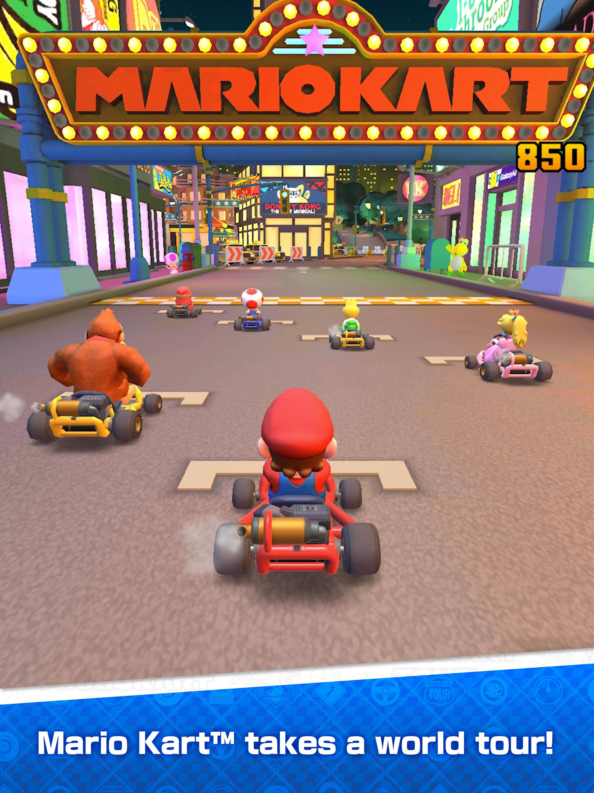 Mario Kart Tour for Android - APK Download