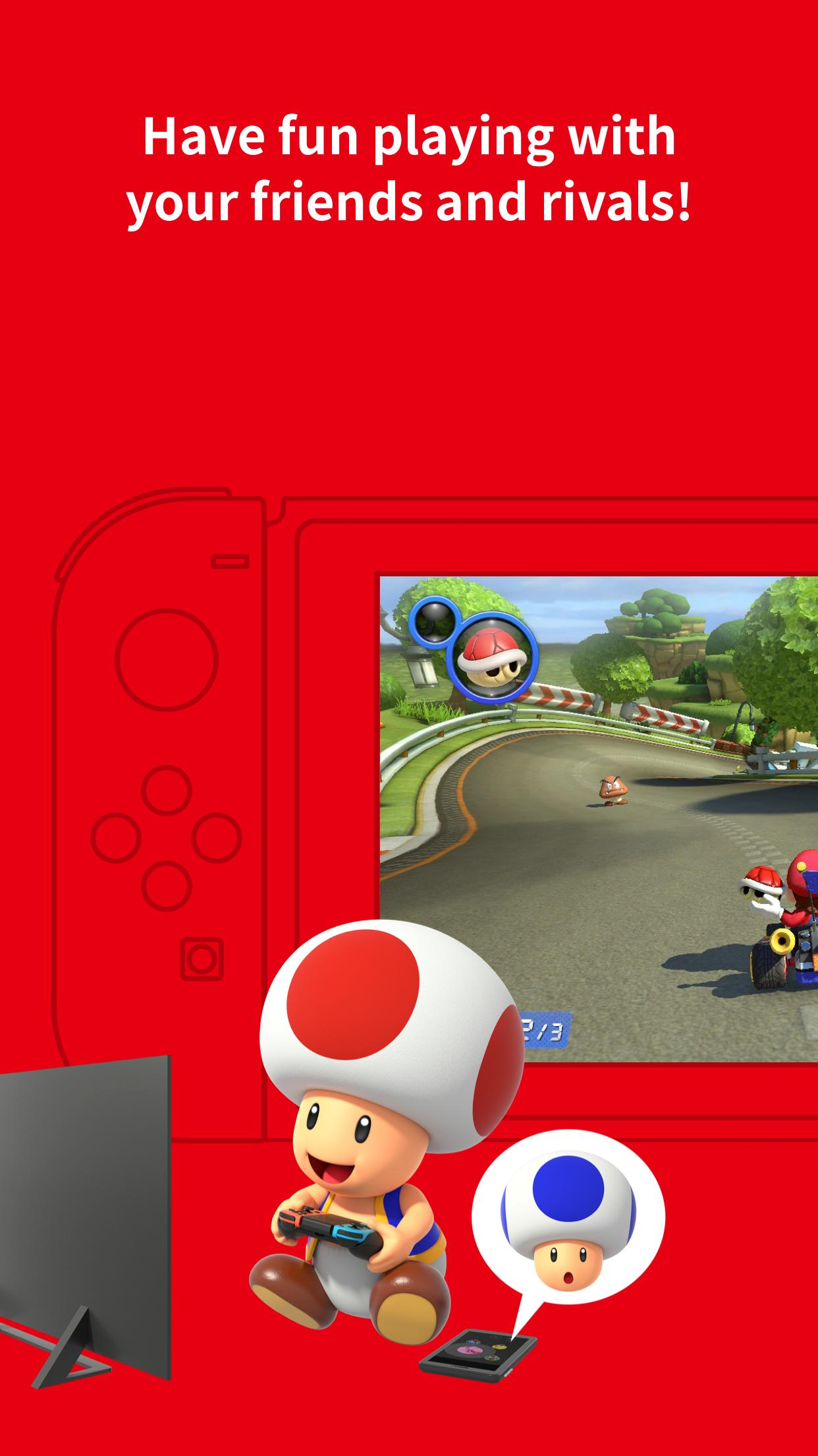Nintendo Switch Online for Android - APK Download