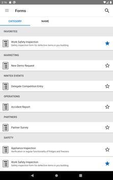 Nintex Mobile syot layar 7