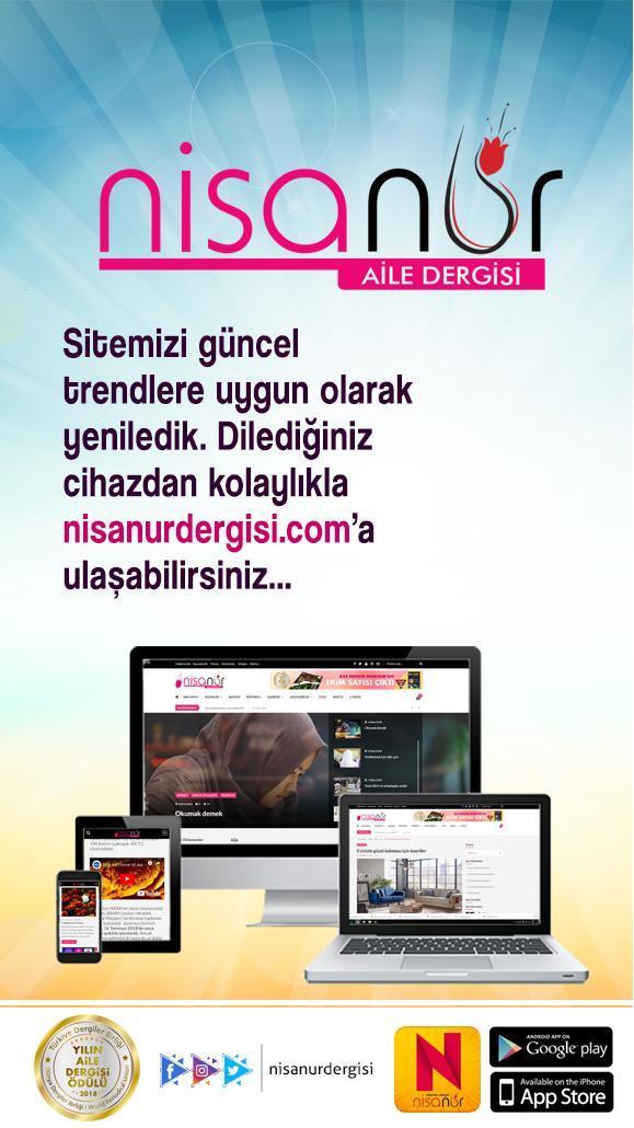 Nisanur Dergisi poster