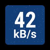 NetSpeed Indicator 圖標