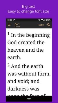 Bible Plus screenshot 1