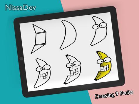 How To Draw Fruits screenshot 3