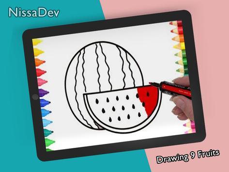 How To Draw Fruits screenshot 2