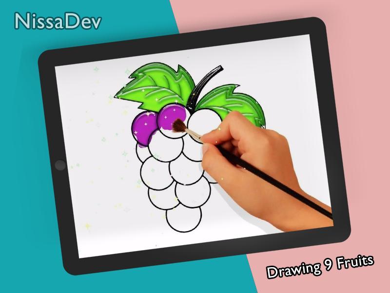 Comment Dessiner Des Fruits Pour Android Téléchargez L Apk
