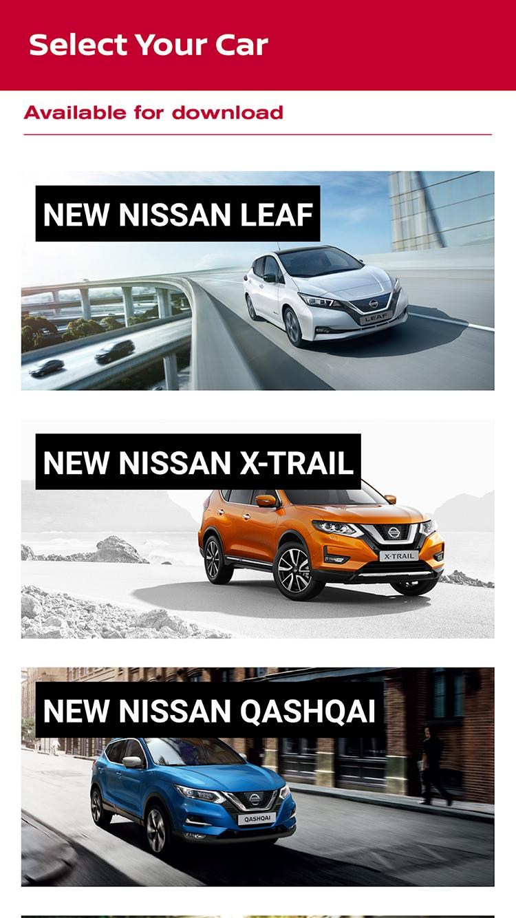 NISSAN Driver's Guide for Android - APK Download