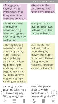 Tagalog Bible screenshot 1