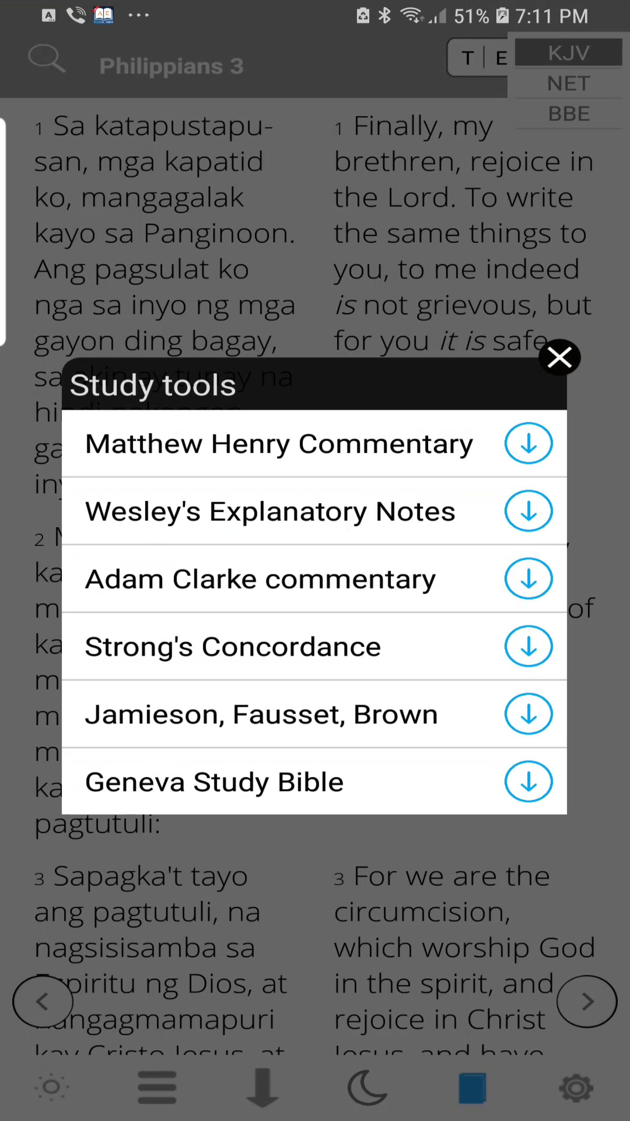 Tagalog Bible for Android - APK Download
