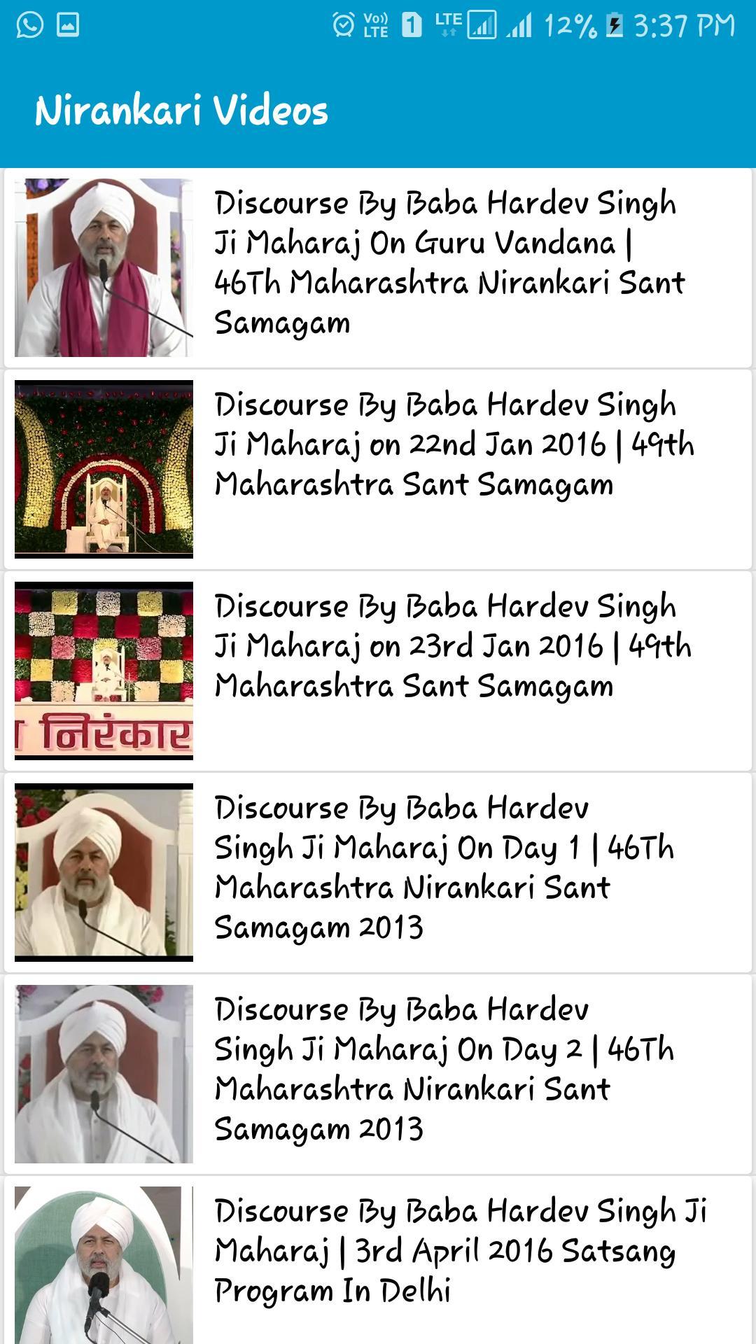 Nirankari Videos for Android - APK Download