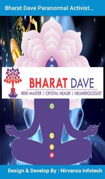 Bharat Dave Paranormal Activist Consultant poster