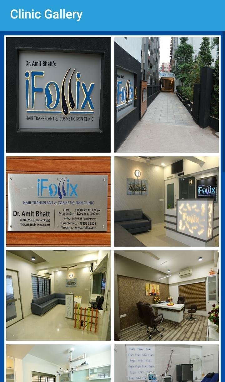 Ifollix Hair Transplant & Cosmetic Skin for Android - APK