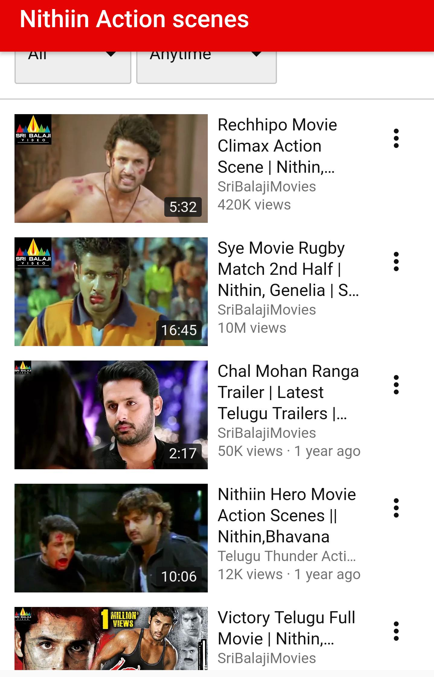 Nithin Videos Songs Movies Telugu For Android Apk Download
