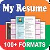 Resume Builder App Free CV Maker with PDF Format simgesi
