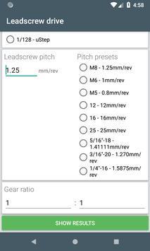 StepperMillimeter screenshot 2
