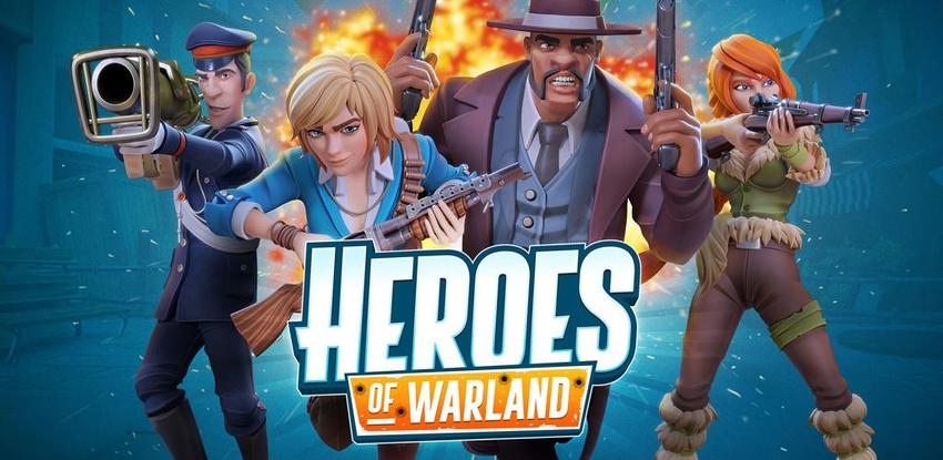 Heroes of Warland - PvP Shooting Arena APK