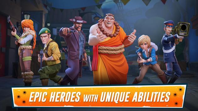 Heroes of Warland captura de pantalla 3